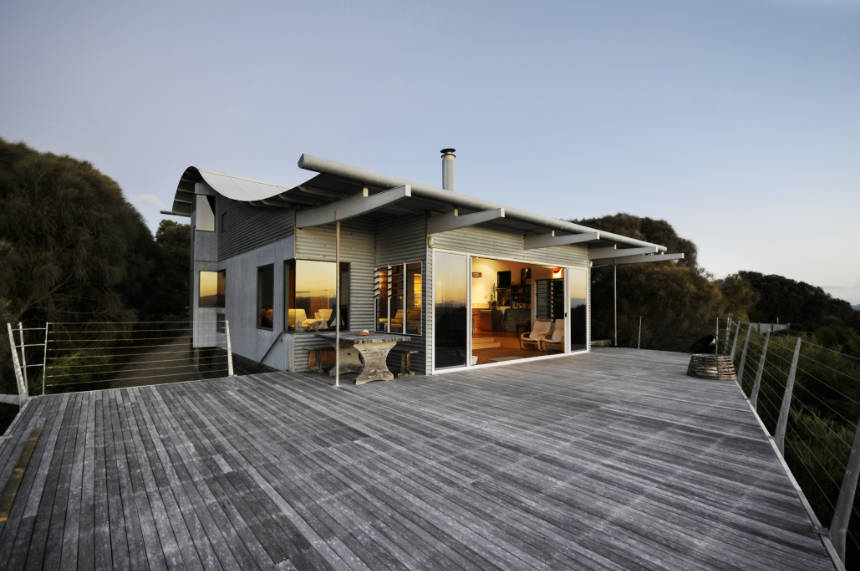Waves Freycinet Holiday Houses Self Catering Accommodation